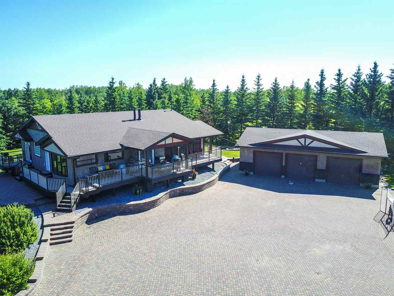 Main Photo: 25 1030 TWP 544: Rural Sturgeon County House for sale : MLS(r) # E4071734
