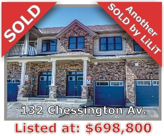 Main Photo: 132 Chessington: Queensville Freehold for sale (East Gwillimbury)