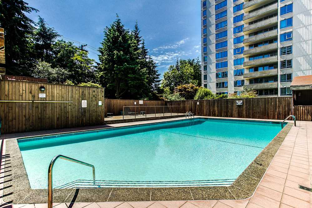 Photo 18: 1207 5645 BARKER Avenue in Burnaby: Central Park BS Condo for sale (Burnaby South)  : MLS® # R2187397
