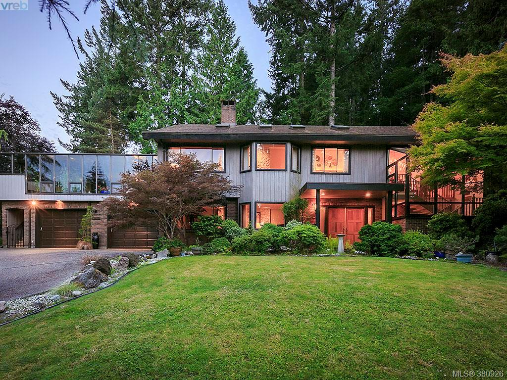 Main Photo: 11316 Ravenscroft Place in NORTH SAANICH: NS Swartz Bay Single Family Detached for sale (North Saanich)  : MLS® # 380926