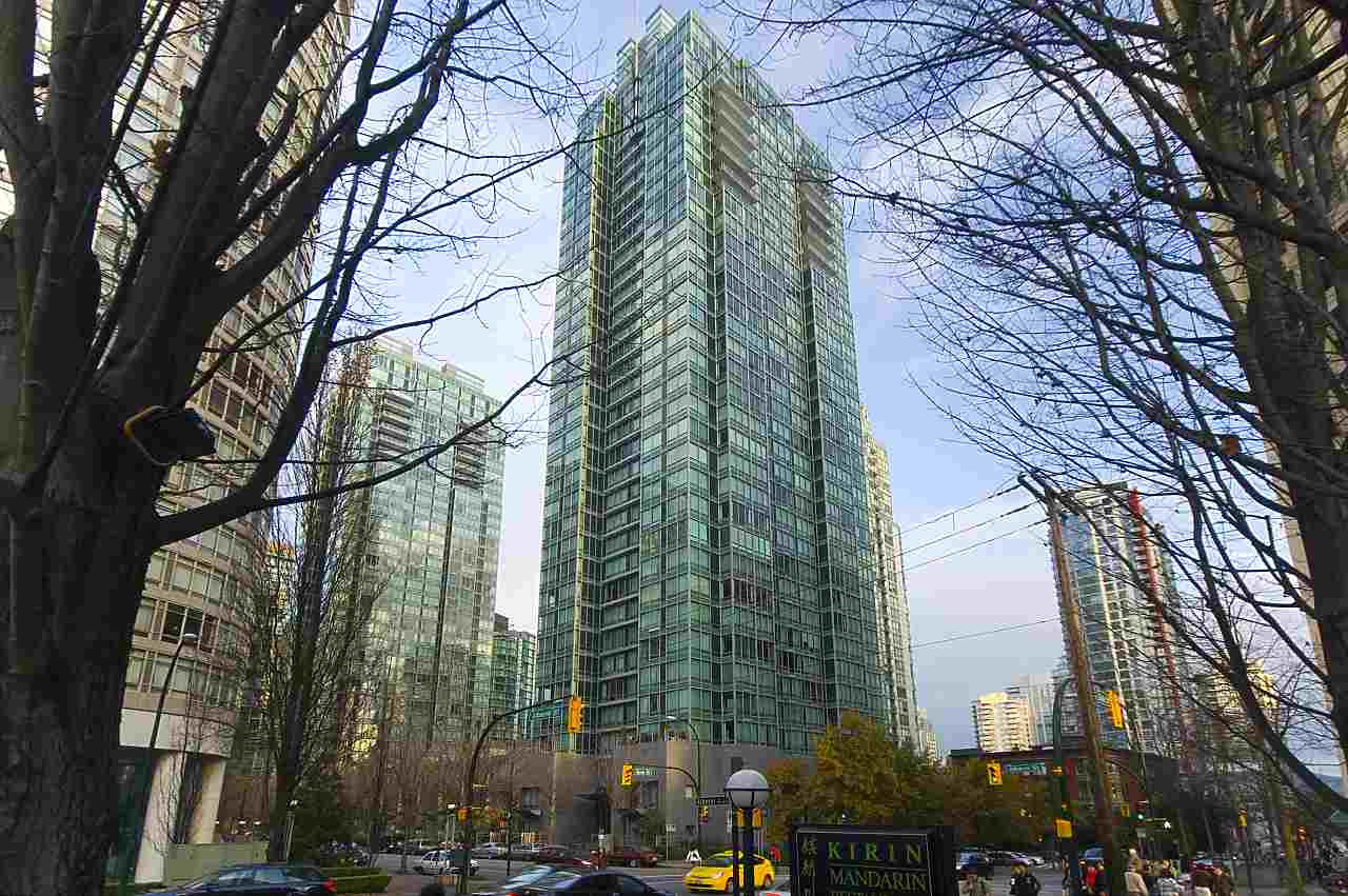 "Main Photo: 1401 1200 W GEORGIA Street in Vancouver: West End VW Condo for sale in ""Residence on Georgia"" (Vancouver West)  : MLS®# R2195300"