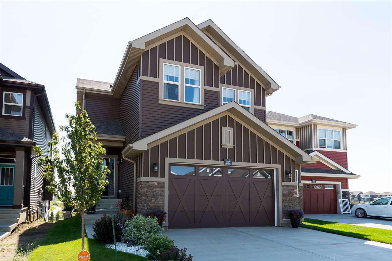 Main Photo: 3572 CHERRY Landing in Edmonton: Zone 53 House for sale : MLS® # E4078420