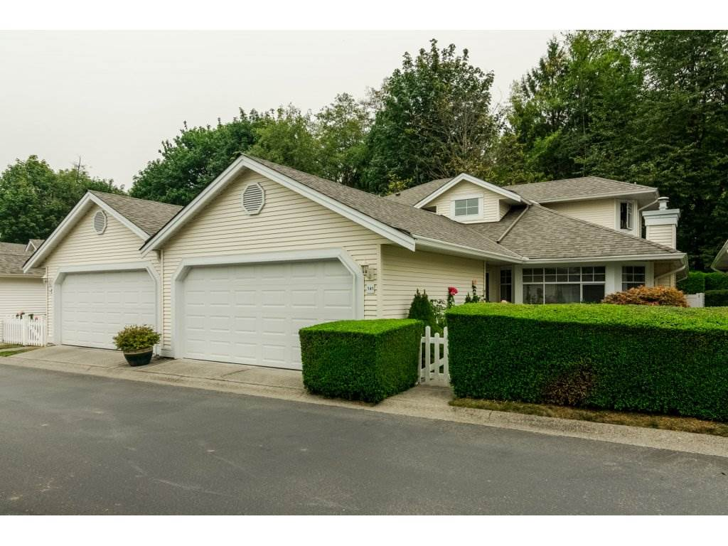 "Main Photo: 141 9208 208 Street in Langley: Walnut Grove Townhouse for sale in ""Churchill Park"" : MLS®# R2203783"