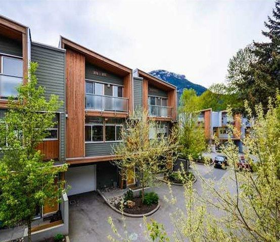 "Main Photo: 7 39893 GOVERNMENT Road in Squamish: Northyards Townhouse for sale in ""THE ELEMENTS"" : MLS®# R2215178"