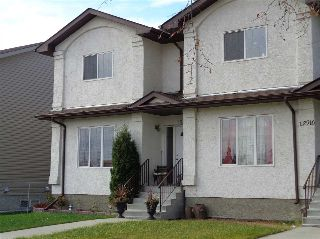 Main Photo: 12914 128 Street in Edmonton: Zone 01 House Half Duplex for sale : MLS® # E4086237