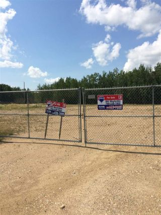 Main Photo: 3905 53 Street: Athabasca Town Land Commercial for sale : MLS® # E4087294