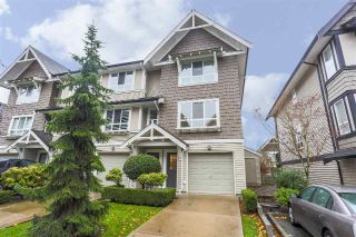 "Main Photo: 57 6747 203 Street in Langley: Willoughby Heights Townhouse for sale in ""Sagebrook"" : MLS® # R2224699"