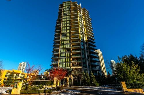 "Main Photo: 1504 6168 WILSON Avenue in Burnaby: Metrotown Condo for sale in ""JEWELL II"" (Burnaby South)  : MLS®# R2228586"