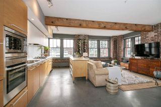 "Main Photo: 311 388 W 1ST Avenue in Vancouver: False Creek Condo for sale in ""THE EXCHANGE"" (Vancouver West)  : MLS® # R2230217"