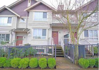 "Main Photo: 4 19560 68 Avenue in Surrey: Clayton Townhouse for sale in ""SOLANA"" (Cloverdale)  : MLS® # R2232580"