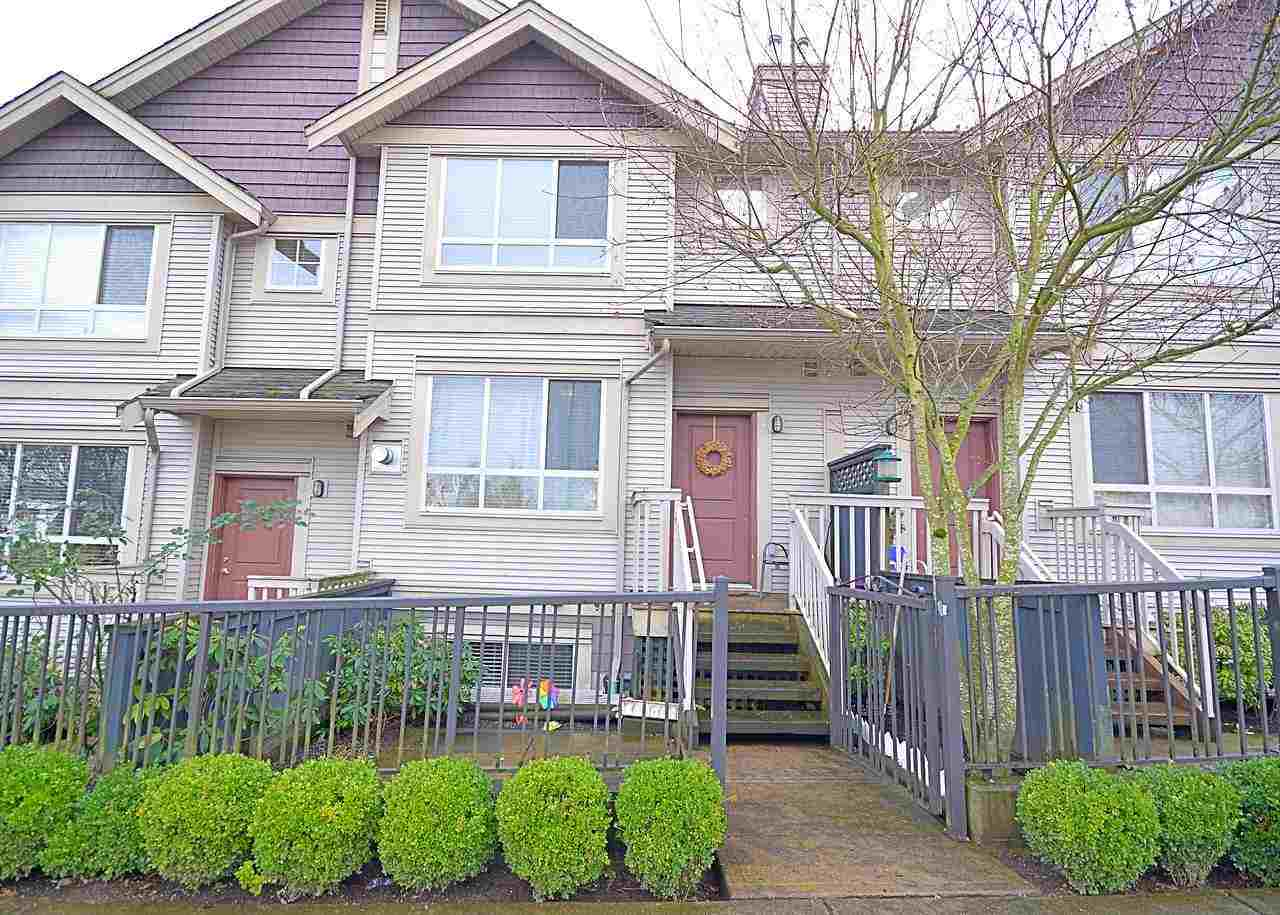 "Main Photo: 4 19560 68 Avenue in Surrey: Clayton Townhouse for sale in ""SOLANA"" (Cloverdale)  : MLS®# R2232580"