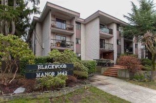 Main Photo: 102 1442 BLACKWOOD Street: White Rock Condo for sale (South Surrey White Rock)  : MLS® # R2232653