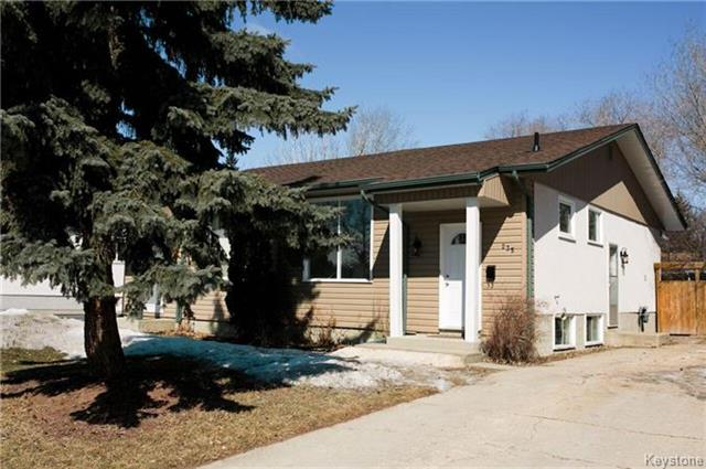 Main Photo: 235 Fairlane Avenue in Winnipeg: Crestview Residential for sale (5H)  : MLS®# 1807343