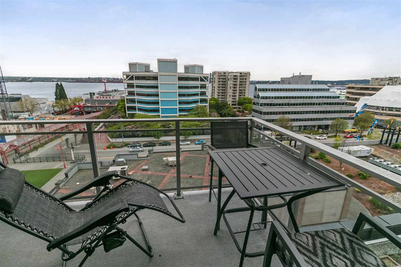 "Main Photo: 603 155 W 1ST Street in North Vancouver: Lower Lonsdale Condo for sale in ""The Time"" : MLS®# R2264917"
