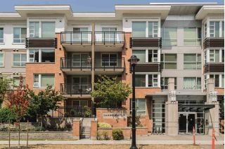 "Main Photo: 315 9399 TOMICKI Avenue in Richmond: West Cambie Condo for sale in ""CAMBRIDGE PARK"" : MLS®# R2293383"