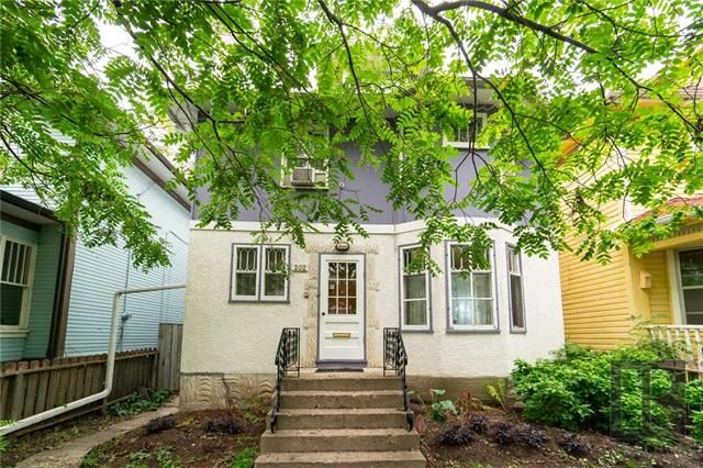 Main Photo: 202 Lenore Street in Winnipeg: Wolseley Residential for sale (5B)  : MLS®# 1822838