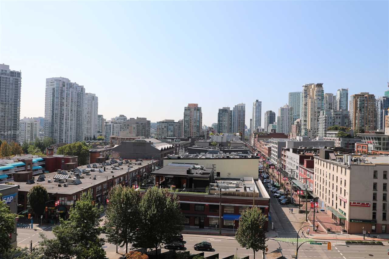 FEATURED LISTING: 1010 - 977 MAINLAND Street Vancouver