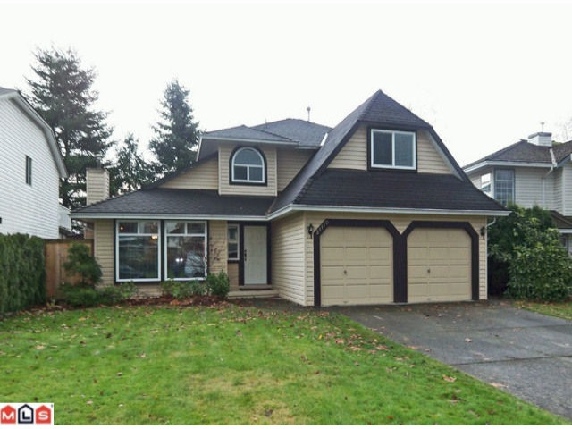 "Main Photo: 21110 91A Avenue in Langley: Walnut Grove House for sale in ""Country Grove Estates"" : MLS® # F1128351"