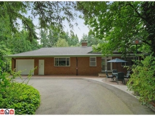"Main Photo: 20286 27TH Avenue in Langley: Brookswood Langley House for sale in ""South Brookswood"" : MLS® # F1201227"