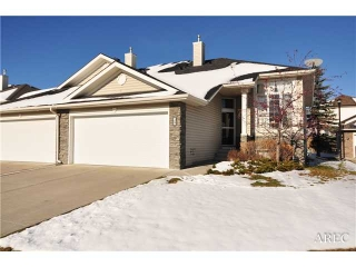 Main Photo: 29 WENTWORTH Gardens SW in CALGARY: West Springs Residential Attached for sale (Calgary)  : MLS®# C3595604