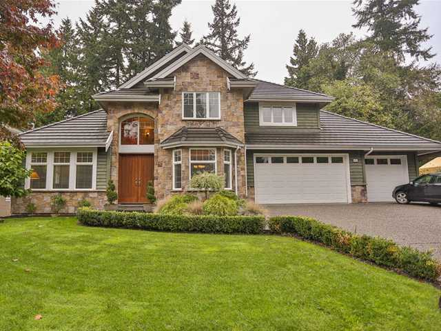 "Main Photo: 935 DENNISON Avenue in Coquitlam: Coquitlam West House for sale in ""WEST COQUITLAM"" : MLS® # V1055925"