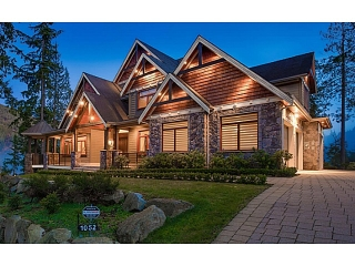 Main Photo: 1052 HERON Way: Anmore House for sale (Port Moody)  : MLS(r) # V1093314