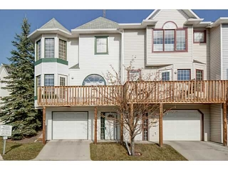Main Photo: 90 PATINA Rise SW in Calgary: Prominence_Patterson Townhouse for sale : MLS(r) # C3644911