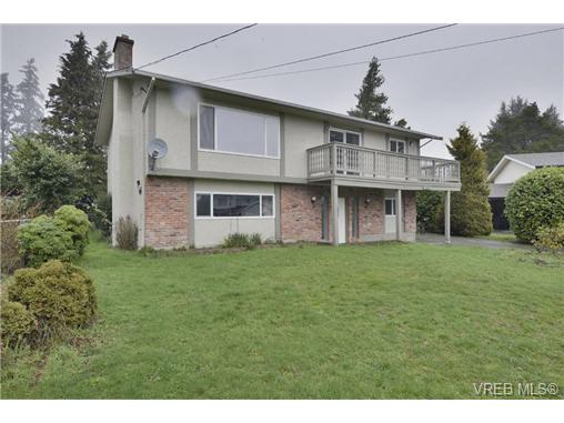 Main Photo: 3374 Joyce Place in VICTORIA: Co Wishart South Single Family Detached for sale (Colwood)  : MLS® # 346561