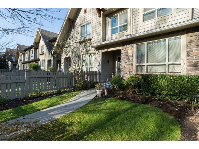 "Main Photo: 27 2738 158 Street in Surrey: Grandview Surrey Townhouse for sale in ""CATHEDRAL GROVE BY POLYGON"" (South Surrey White Rock)  : MLS® # R2016397"