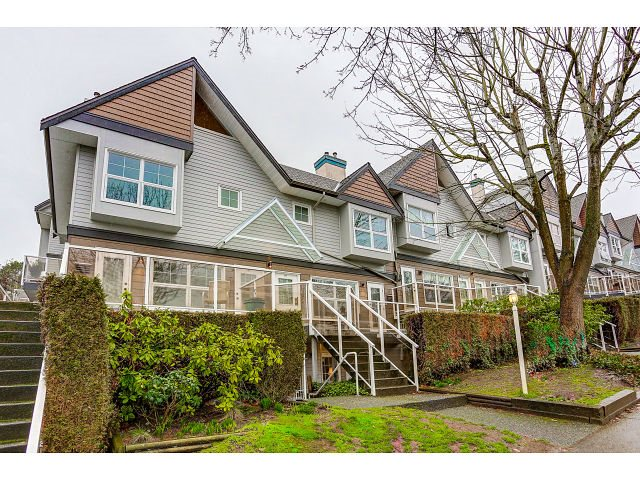 Main Photo: 203 3787 PENDER Street in Burnaby: Willingdon Heights Townhouse for sale (Burnaby North)  : MLS® # R2030764