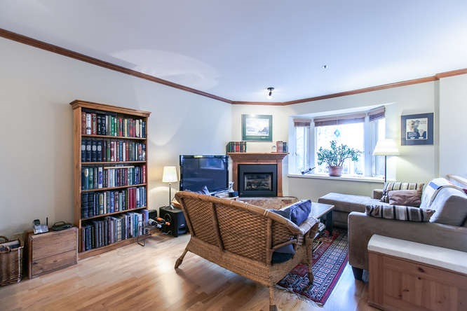 Photo 6: 2308 VINE Street in Vancouver: Kitsilano Townhouse for sale (Vancouver West)  : MLS(r) # R2039868