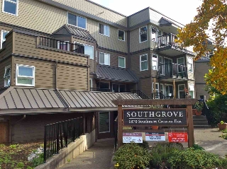 "Main Photo: 105 1870 E SOUTHMERE Crescent in Surrey: Sunnyside Park Surrey Condo for sale in ""Southgrove"" (South Surrey White Rock)  : MLS® # R2049733"