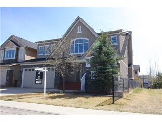 Main Photo: 58 EVERGREEN Park SW in Calgary: Evergreen House for sale : MLS®# C4060025