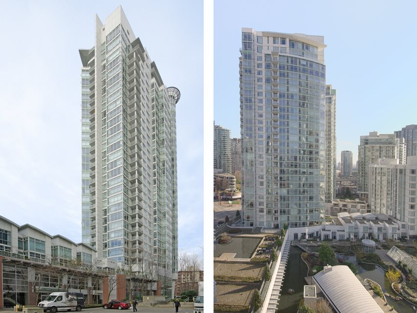 "Main Photo: 2108 198 AQUARIUS Mews in Vancouver: Yaletown Condo for sale in ""THE AQUARIUS"" (Vancouver West)  : MLS(r) # R2125703"