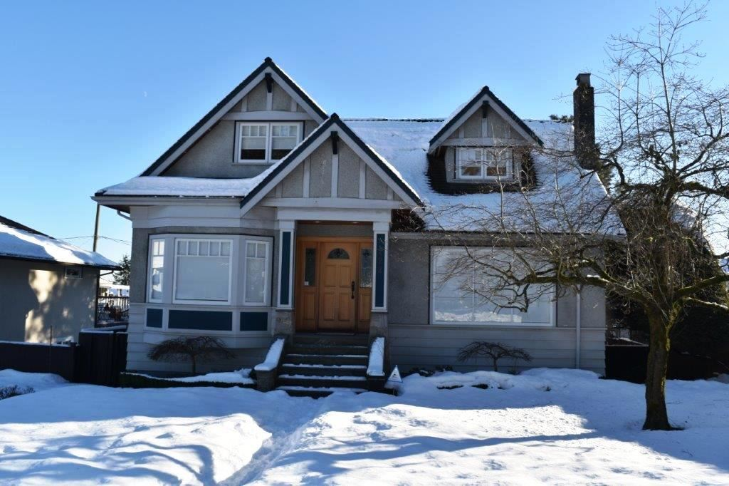 Main Photo: 222 CHURCHILL Avenue in New Westminster: The Heights NW House for sale : MLS(r) # R2128537