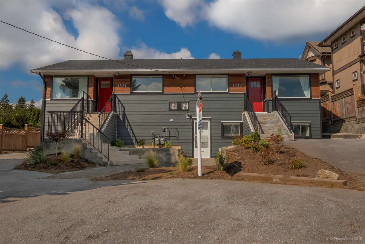 Main Photo: 1531 HAMMOND Avenue in Coquitlam: Central Coquitlam House for sale : MLS® # R2130273