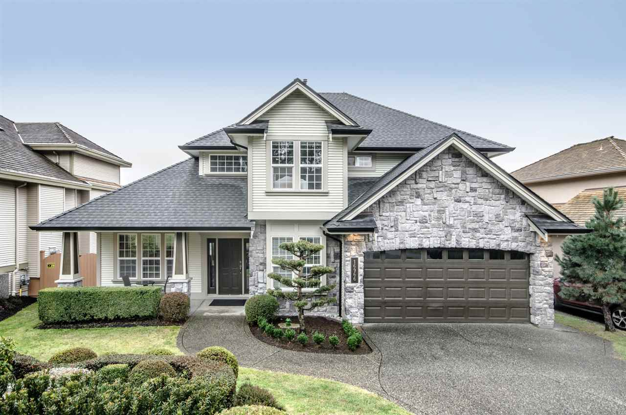 "Main Photo: 16966 FRIESIAN Drive in Surrey: Cloverdale BC House for sale in ""Richardson Ridge"" (Cloverdale)  : MLS® # R2132826"