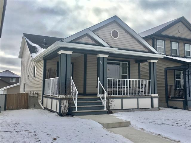 Main Photo: 10 SUNSET Heights: Cochrane House for sale : MLS(r) # C4103501