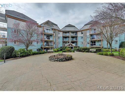 Main Photo: 101 494 Marsett Place in VICTORIA: SW Royal Oak Condo Apartment for sale (Saanich West)  : MLS(r) # 375715