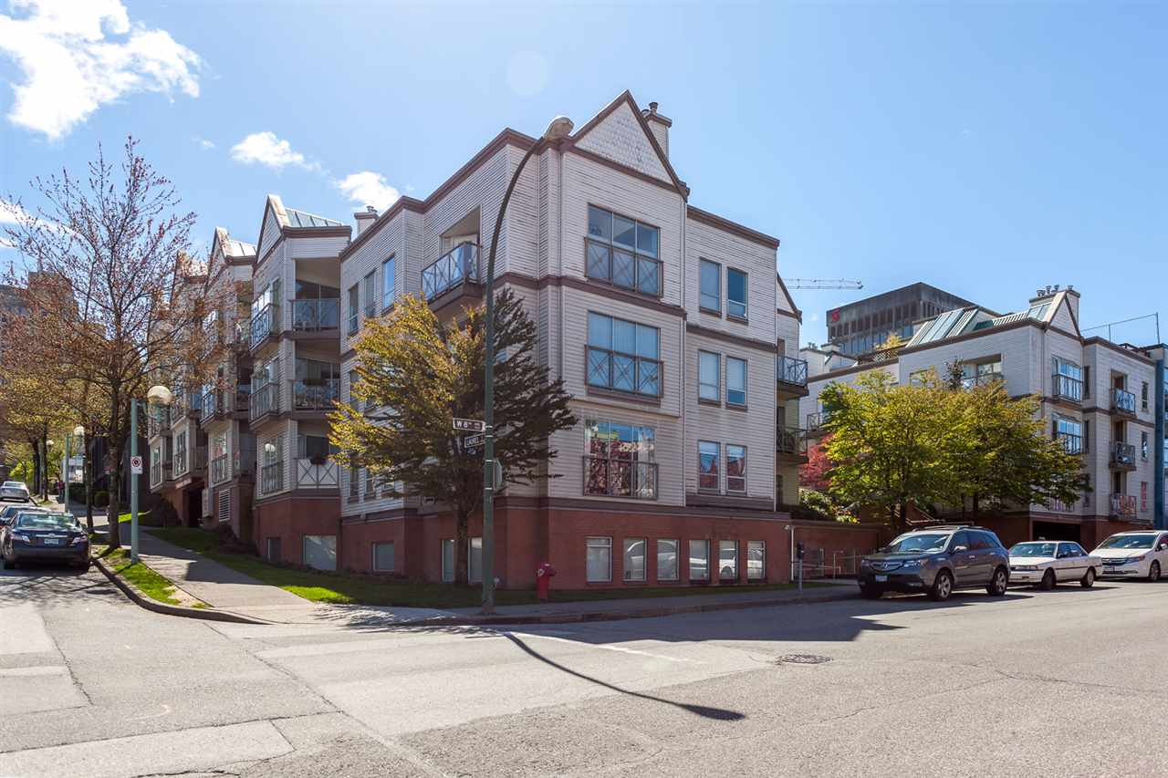 "Photo 19: 113 910 W 8TH Avenue in Vancouver: Fairview VW Condo for sale in ""RHAPSODY"" (Vancouver West)  : MLS(r) # R2159432"