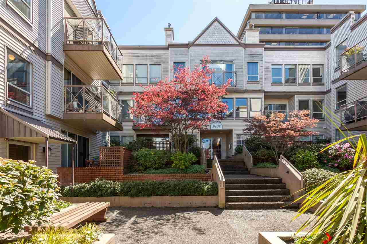 "Photo 18: 113 910 W 8TH Avenue in Vancouver: Fairview VW Condo for sale in ""RHAPSODY"" (Vancouver West)  : MLS(r) # R2159432"