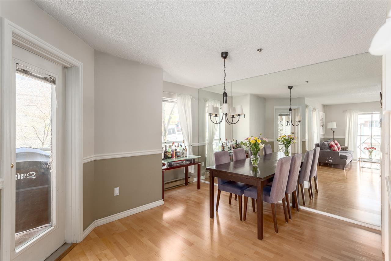 "Photo 5: 113 910 W 8TH Avenue in Vancouver: Fairview VW Condo for sale in ""RHAPSODY"" (Vancouver West)  : MLS(r) # R2159432"