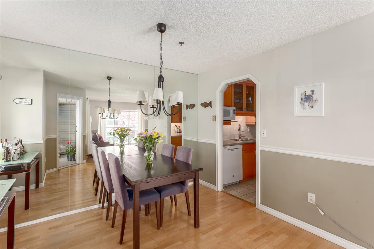 "Photo 6: 113 910 W 8TH Avenue in Vancouver: Fairview VW Condo for sale in ""RHAPSODY"" (Vancouver West)  : MLS(r) # R2159432"