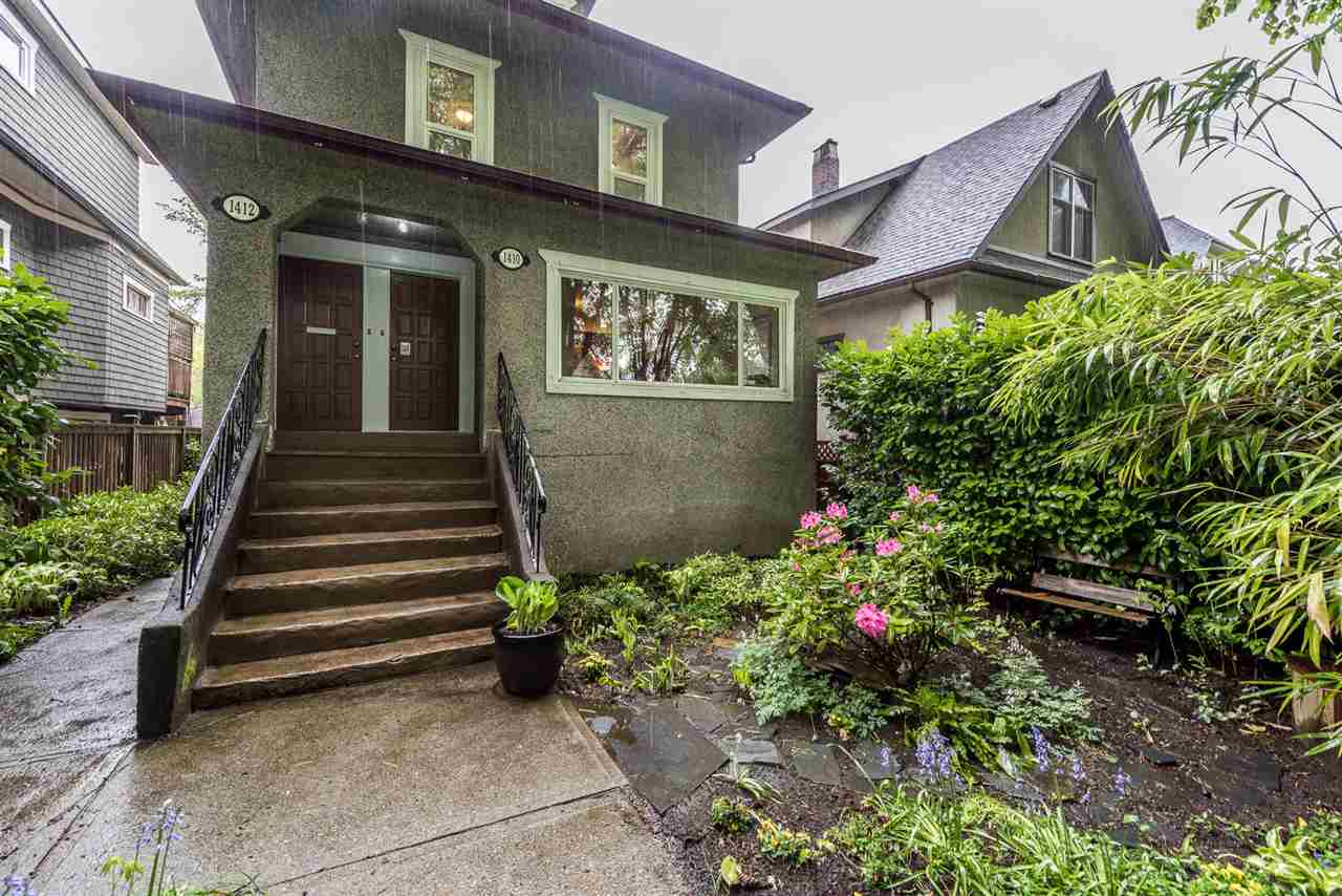 Photo 1: 1410-1412 E 10TH AVENUE in Vancouver: Grandview VE House for sale (Vancouver East)  : MLS(r) # R2161999