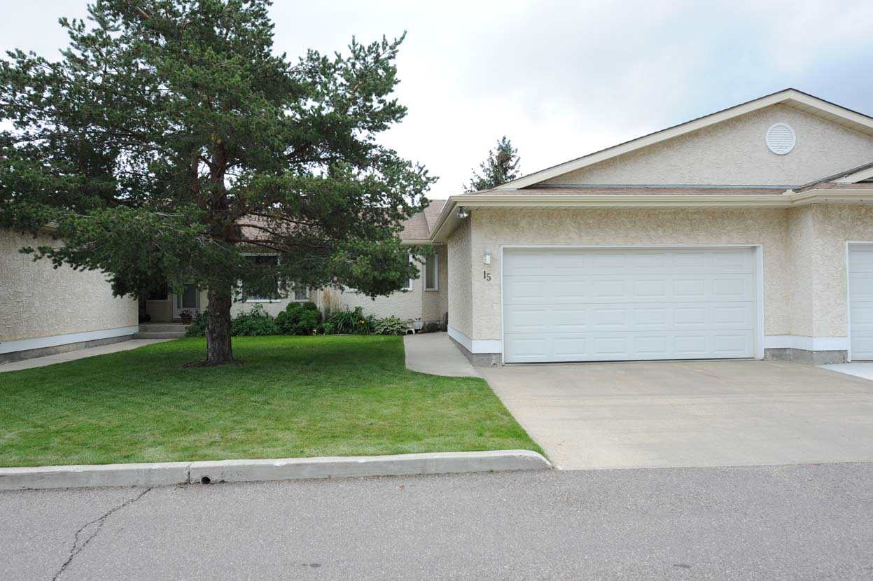 Main Photo: 15 9375 172 Street NW in Edmonton: Zone 20 Townhouse for sale : MLS(r) # E4065589