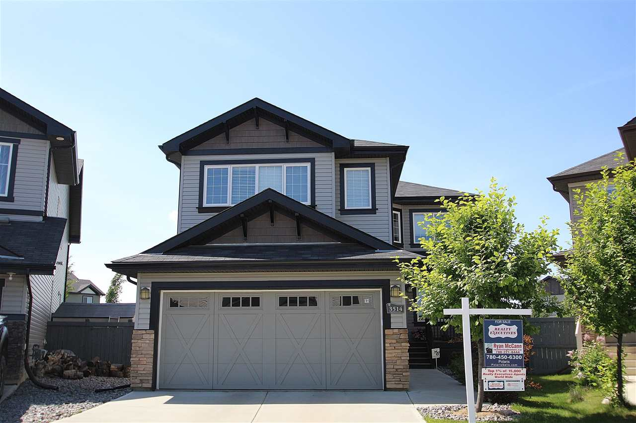 Main Photo: 3514 GOODRIDGE Bay in Edmonton: Zone 58 House for sale : MLS(r) # E4068015