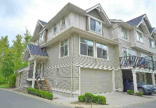 "Main Photo: 77 19525 73 Avenue in Surrey: Clayton Townhouse for sale in ""UPTOWN"" (Cloverdale)  : MLS(r) # R2177575"