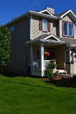 Main Photo: 5407 204 Street in Edmonton: Zone 58 House Half Duplex for sale : MLS(r) # E4069728