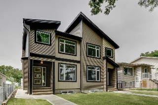 Main Photo: Unit B 12234 93 Street NW in Edmonton: Zone 05 House Half Duplex for sale : MLS® # E4071494