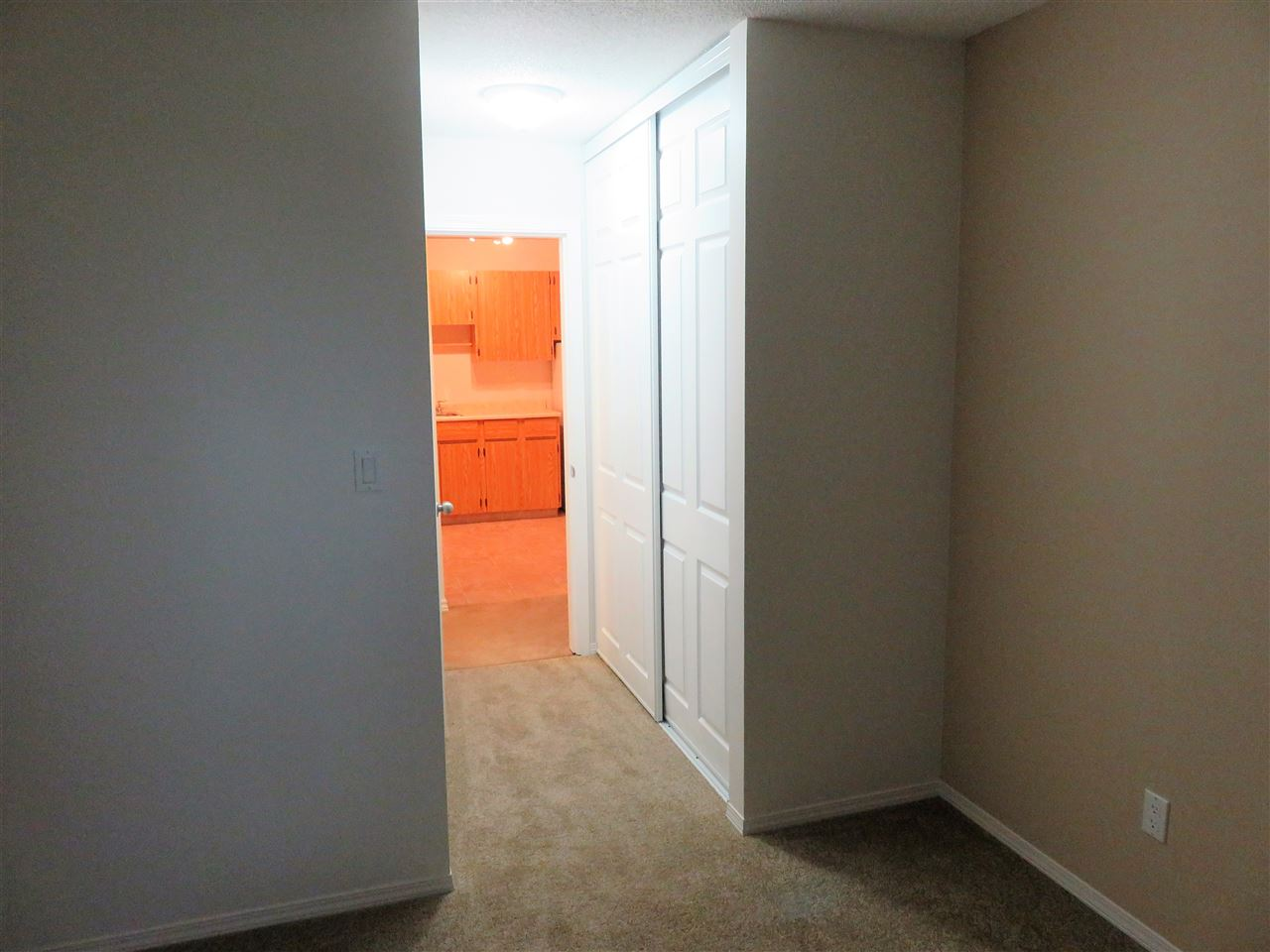 View of the 2nd Bedroom Closet! :)
